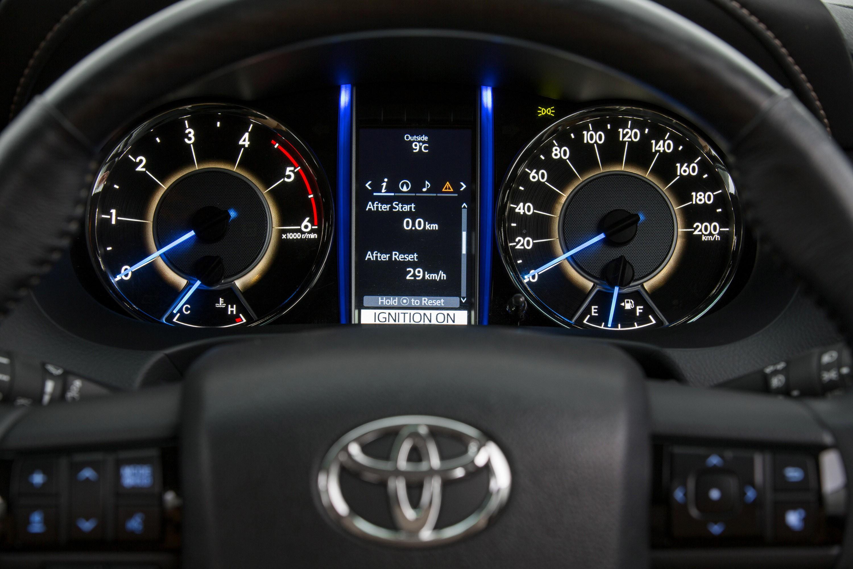 Toyota Fortuner Emg Universal Auto Emg Universal Auto