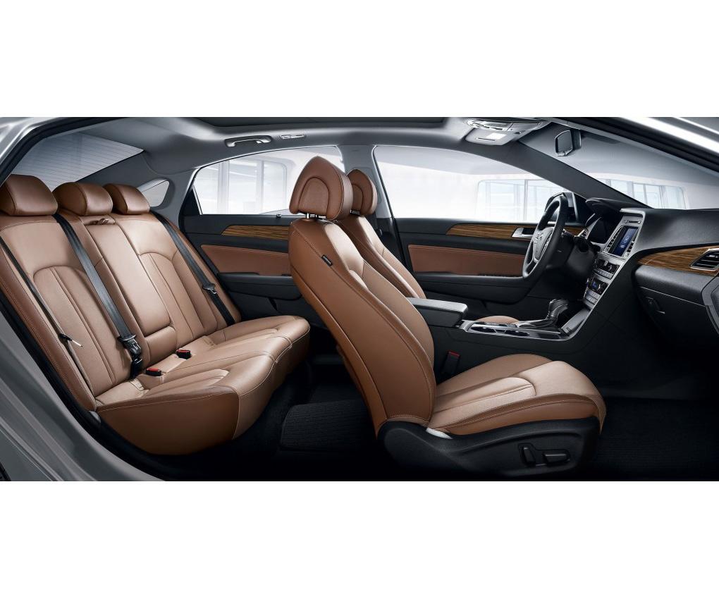 2017 Hyundai Sonata Interior Specs 1